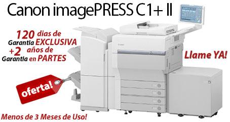 Comprar una Canon imagePRESS C1+
