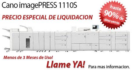 Comprar una Canon imagePRESS 1110S