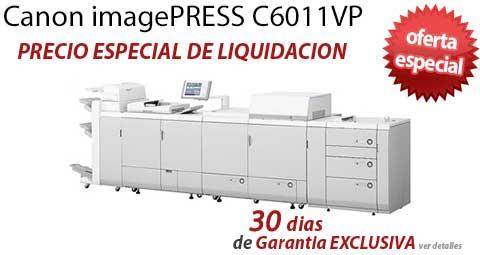 Comprar una Canon imagePRESS C6011VP