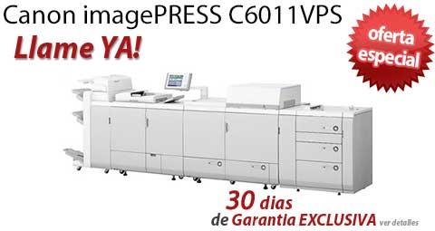 Comprar una Canon imagePRESS C6011VPS