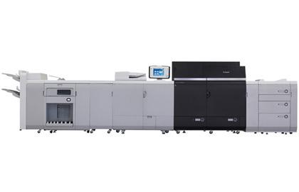 Compre imagePRESS C8000VP Usada Bajo Pecio