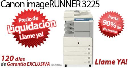 Comprar una Canon imageRUNNER 3225