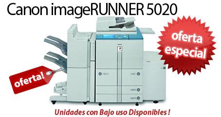 Comprar una Canon imageRUNNER 5020