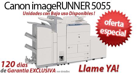 Comprar una Canon imageRUNNER 5055