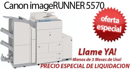 Comprar una Canon imageRUNNER 5570