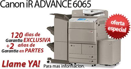 Comprar una Canon imageRUNNER ADVANCE 6065