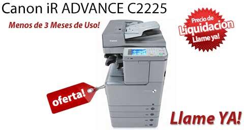 Comprar una Canon imageRUNNER ADVANCE C2225
