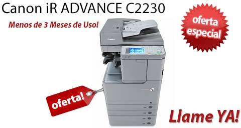 Comprar una Canon imageRUNNER ADVANCE C2230