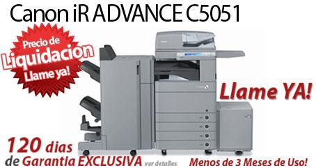 Comprar una Canon imageRUNNER ADVANCE C5051
