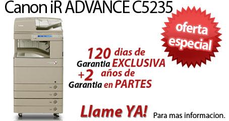 Comprar una Canon imageRUNNER ADVANCE C5235