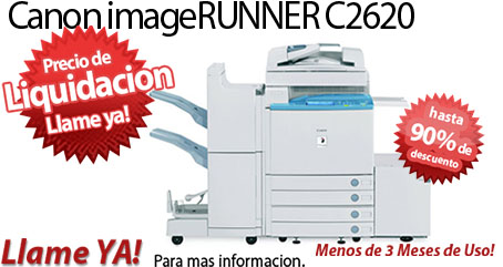 Comprar una Canon Color imageRUNNER C2620