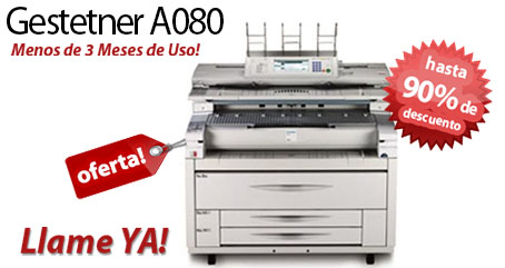 Comprar una Gestetner A080