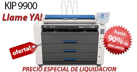 Comprar una Kip 9900 Print System
