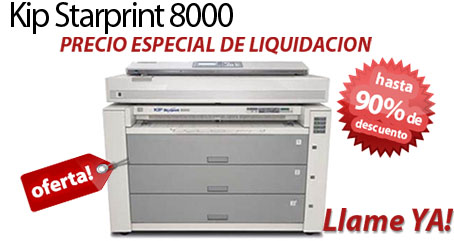 Comprar una Kip Starprint 8000