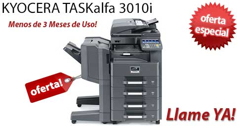 Comprar una Kyocera TASKalfa 3010i