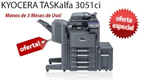 Comprar una Kyocera TASKalfa 3051ci