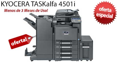 Comprar una Kyocera TASKalfa 4501i