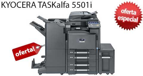 Comprar una Kyocera TASKalfa 5501i
