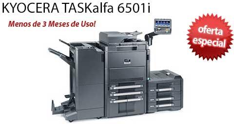 Comprar una Kyocera TASKalfa 6501i
