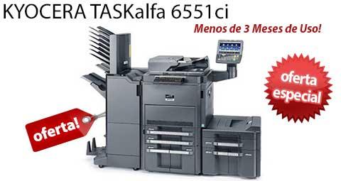 Comprar una Kyocera TASKalfa 6551ci