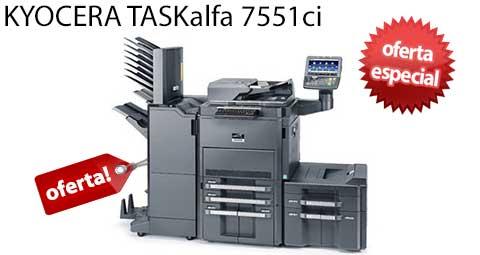 Comprar una Kyocera TASKalfa 7551ci