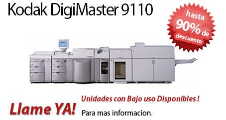 Comprar una Kodak Digimaster 9110