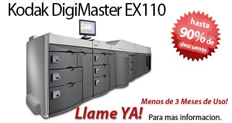 Comprar una Kodak Digimaster EX110