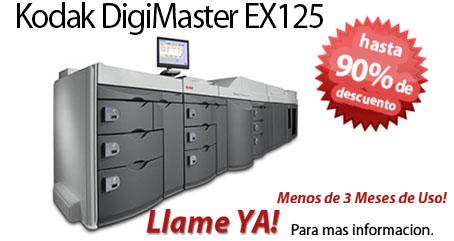 Comprar una Kodak Digimaster EX125