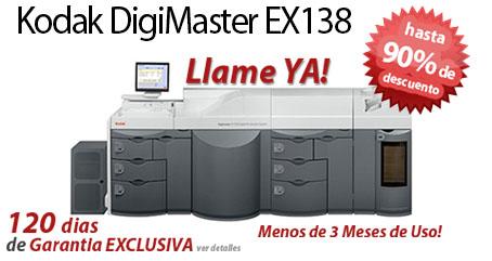 Comprar una Kodak Digimaster EX138