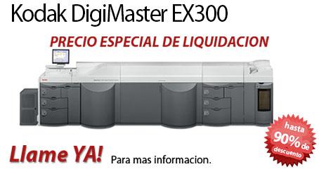Comprar una Kodak Digimaster EX300