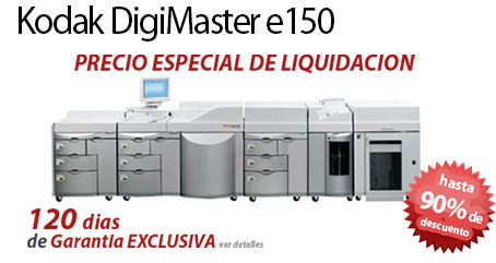 Comprar una Kodak Digimaster E150