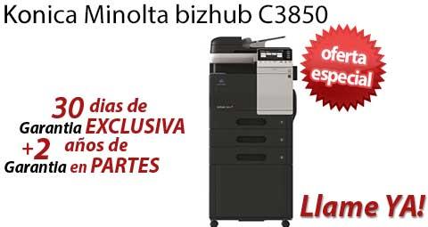 Comprar una Konica Minolta bizhub C3850