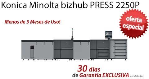 Comprar una Konica Minolta bizhub PRESS 2250P