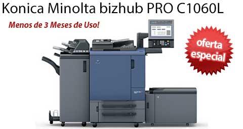 Comprar una Konica Minolta bizhub PRO C1060L