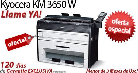 Comprar una Kyocera KM 3650W