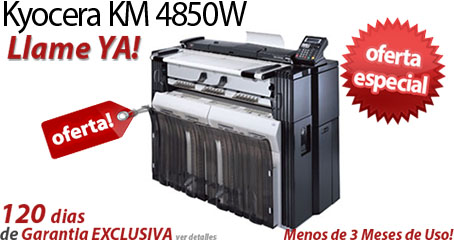 Comprar una Kyocera KM 4850w