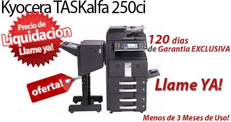 Comprar una Kyocera TASKalfa 250ci