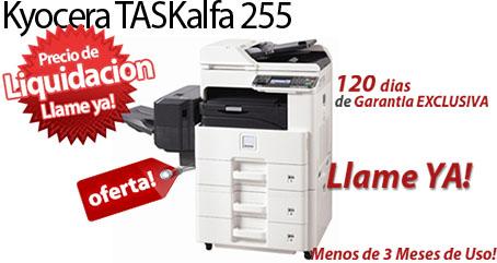 Comprar una Kyocera TASKalfa 255