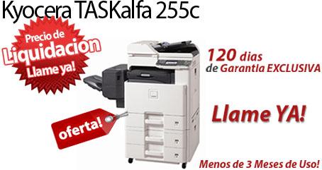 Comprar una Kyocera TASKalfa 255c