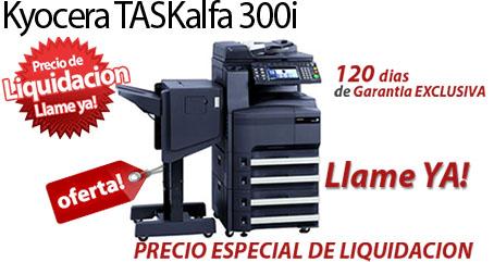 Comprar una Kyocera TASKalfa 300i