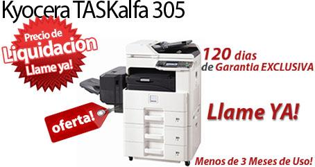 Comprar una Kyocera TASKalfa 305