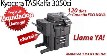 Comprar una Kyocera TASKalfa 3050ci
