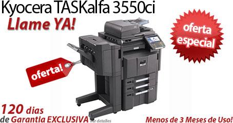 Comprar una Kyocera TASKalfa 3550ci