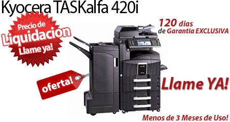 Comprar una Kyocera TASKalfa 420i