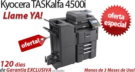 Comprar una Kyocera TASKalfa 4500i