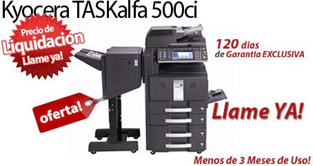 Comprar una Kyocera TASKalfa 500ci