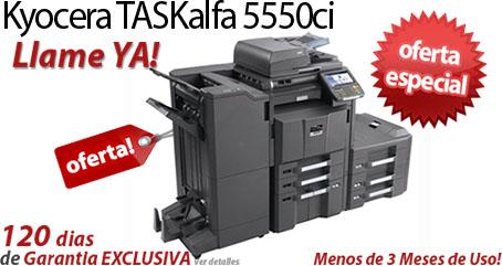 Comprar una Kyocera TASKalfa 5550ci