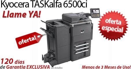 Comprar una Kyocera TASKalfa 6500ci
