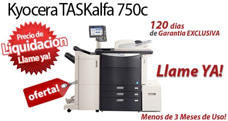 Comprar una Kyocera TASKalfa 750c