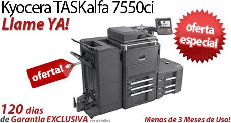 Comprar una Kyocera TASKalfa 7550ci